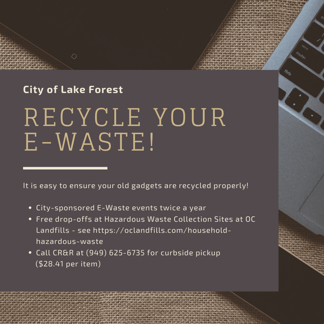 LF E Waste Recycling