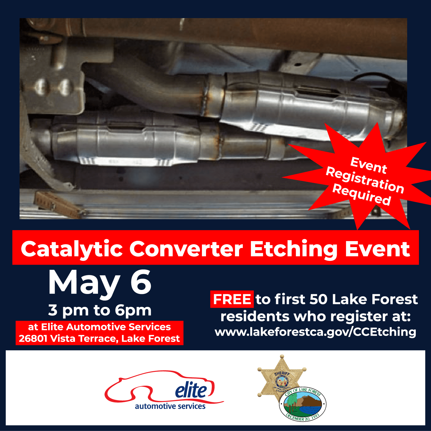 Catalytic Converter Event v4-01