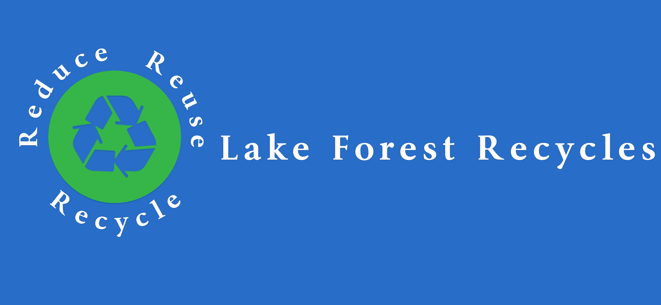 Lake Forest Recycles