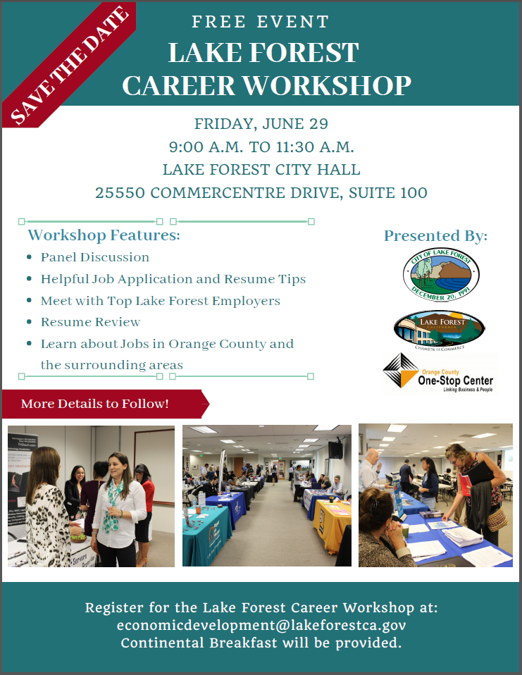 Career Workshop Flyer V.1