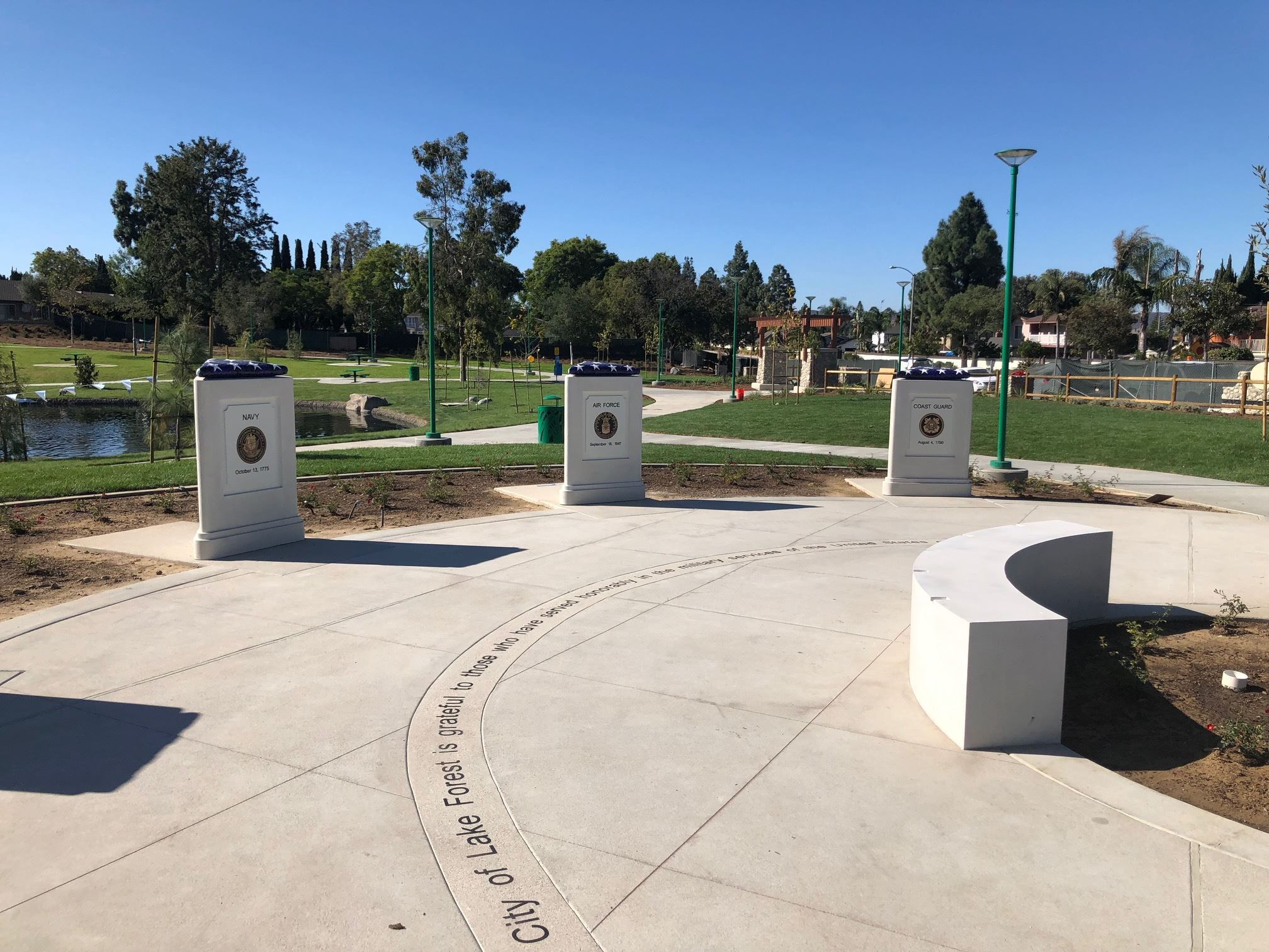 Veterans Park Finished 2