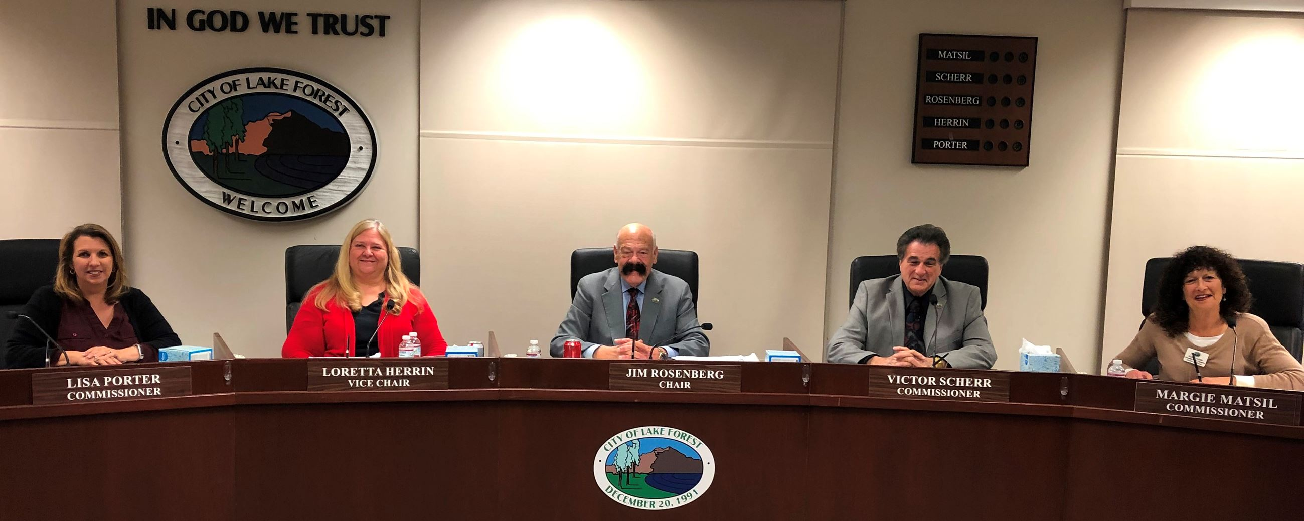 2019 Community Services Commission