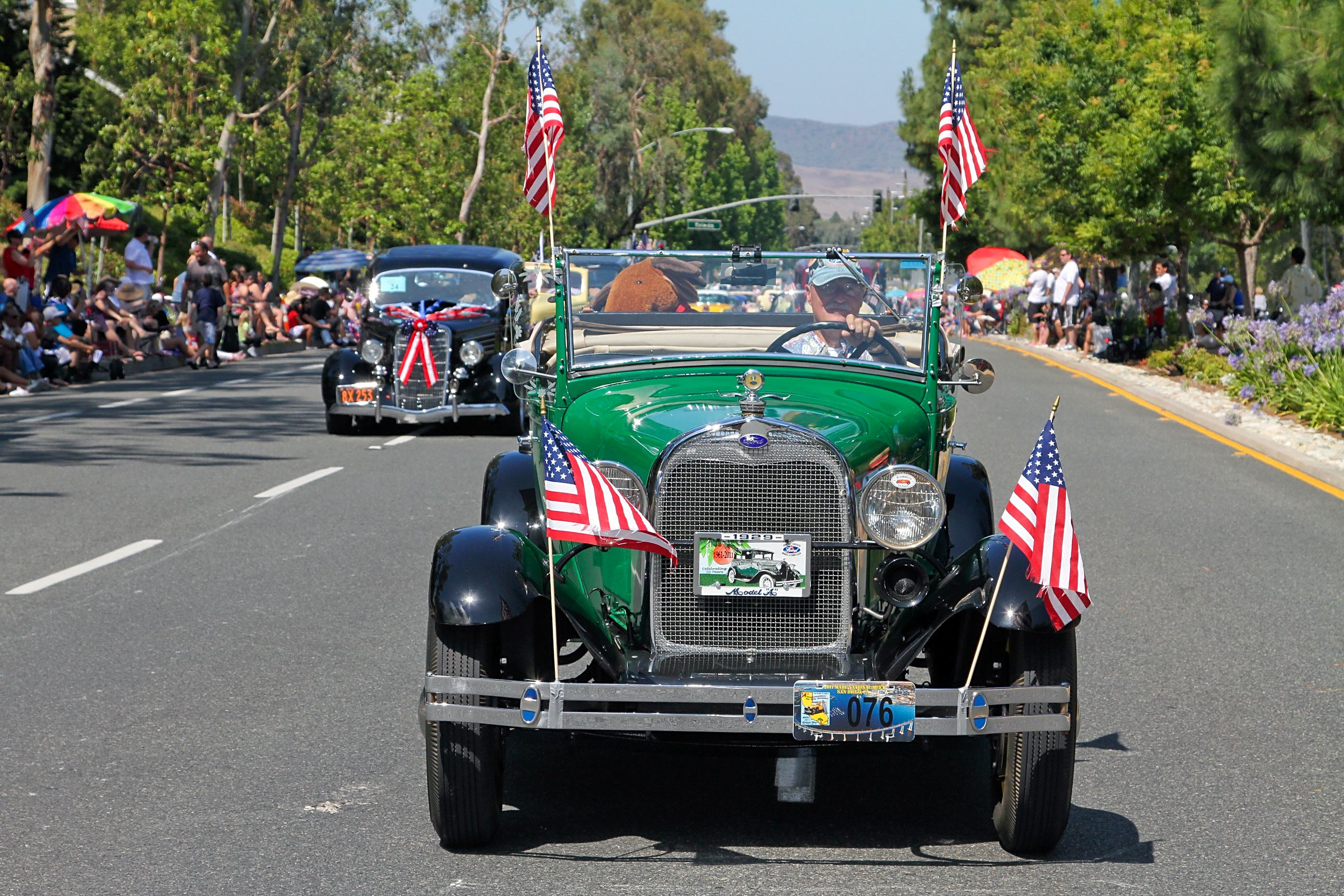 4TH OF JULY PARADE 19