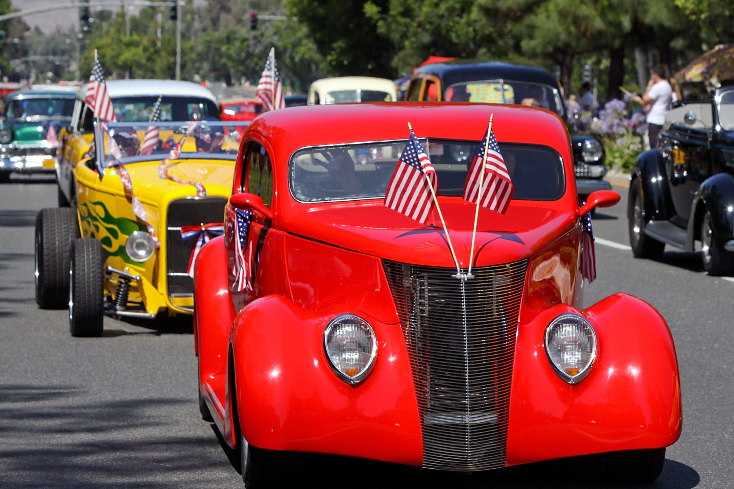 4TH OF JULY PARADE 20
