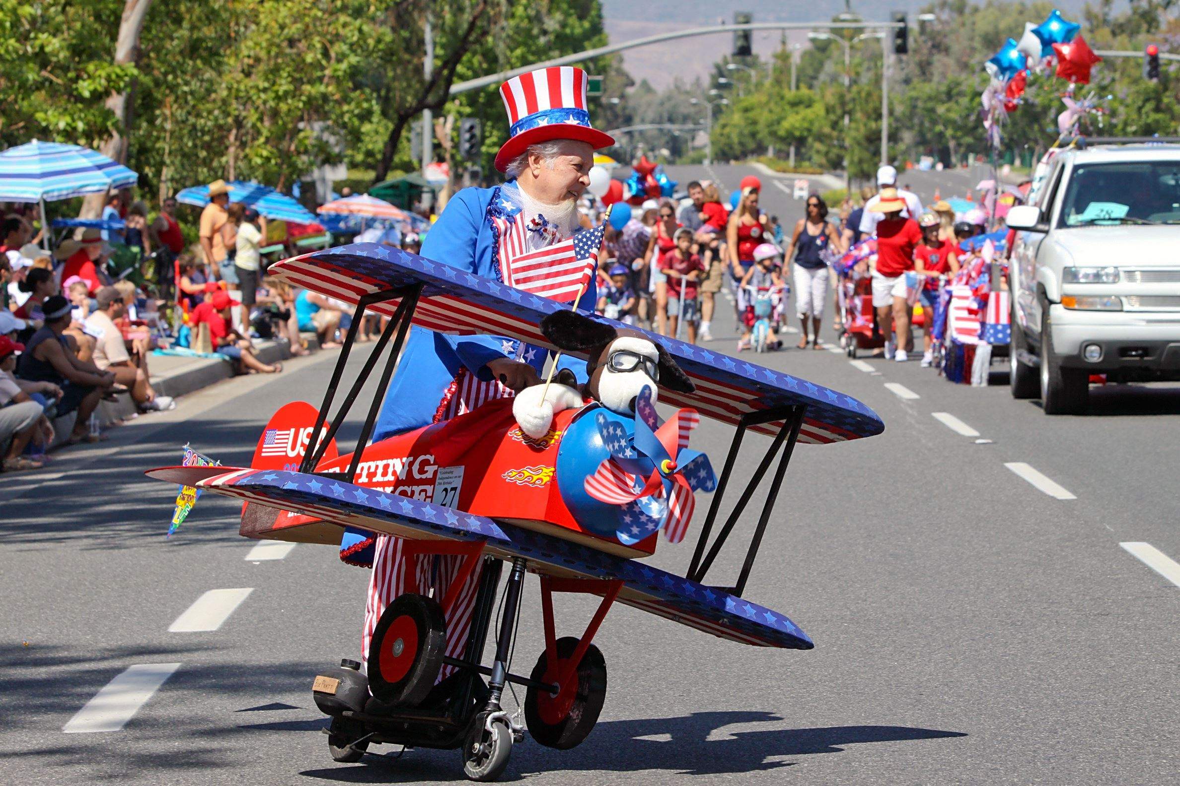 4TH OF JULY PARADE 22