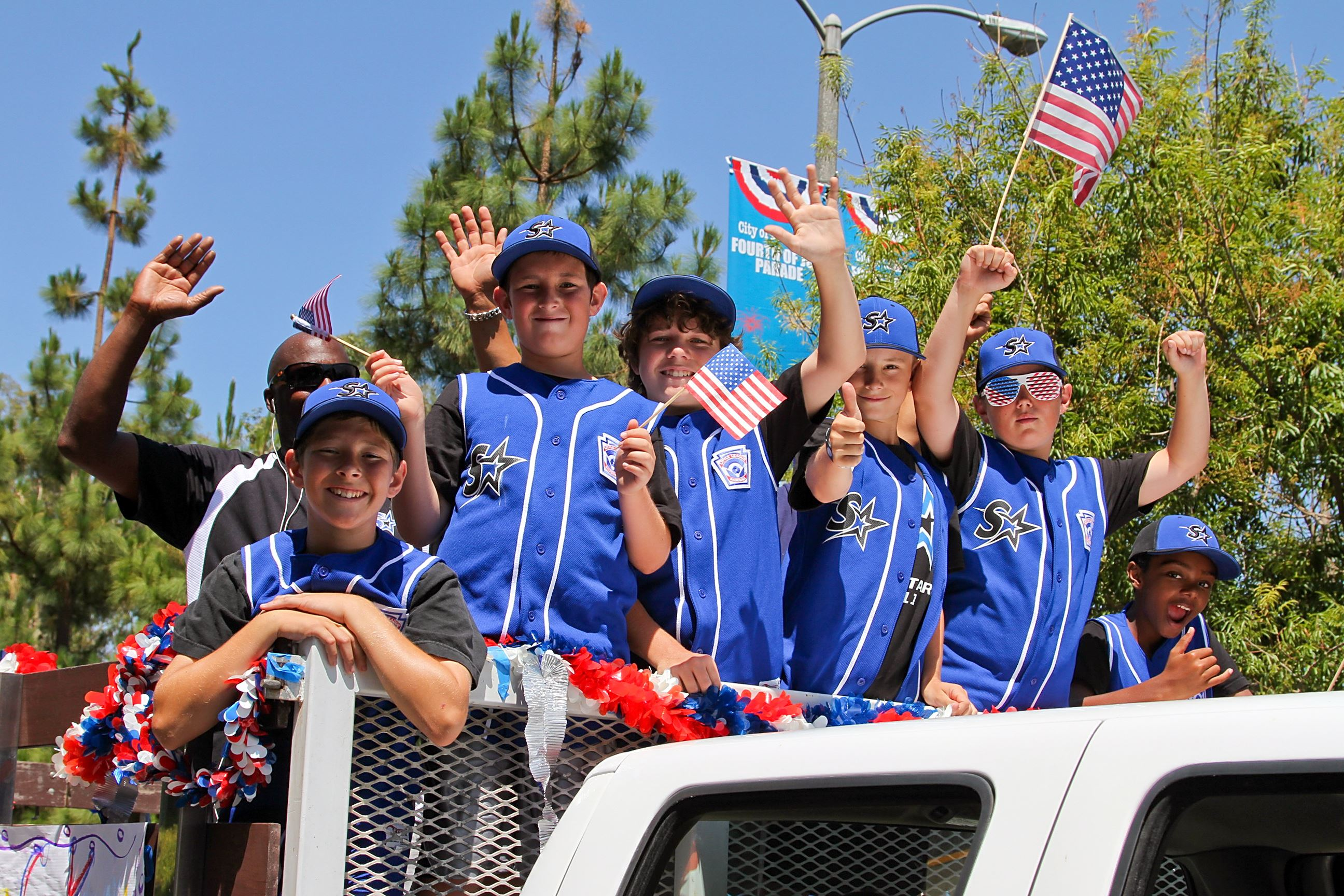 4TH OF JULY PARADE 29