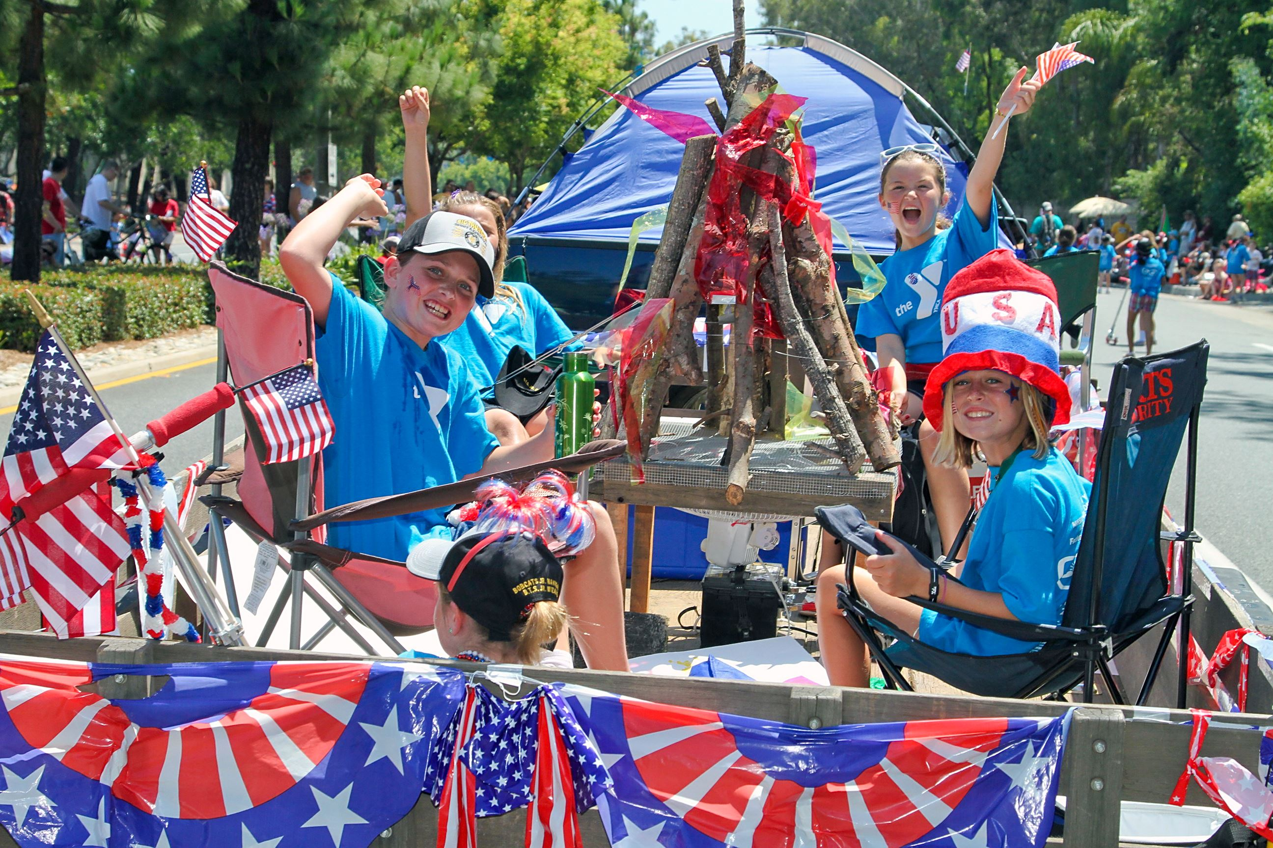 4TH OF JULY PARADE 40