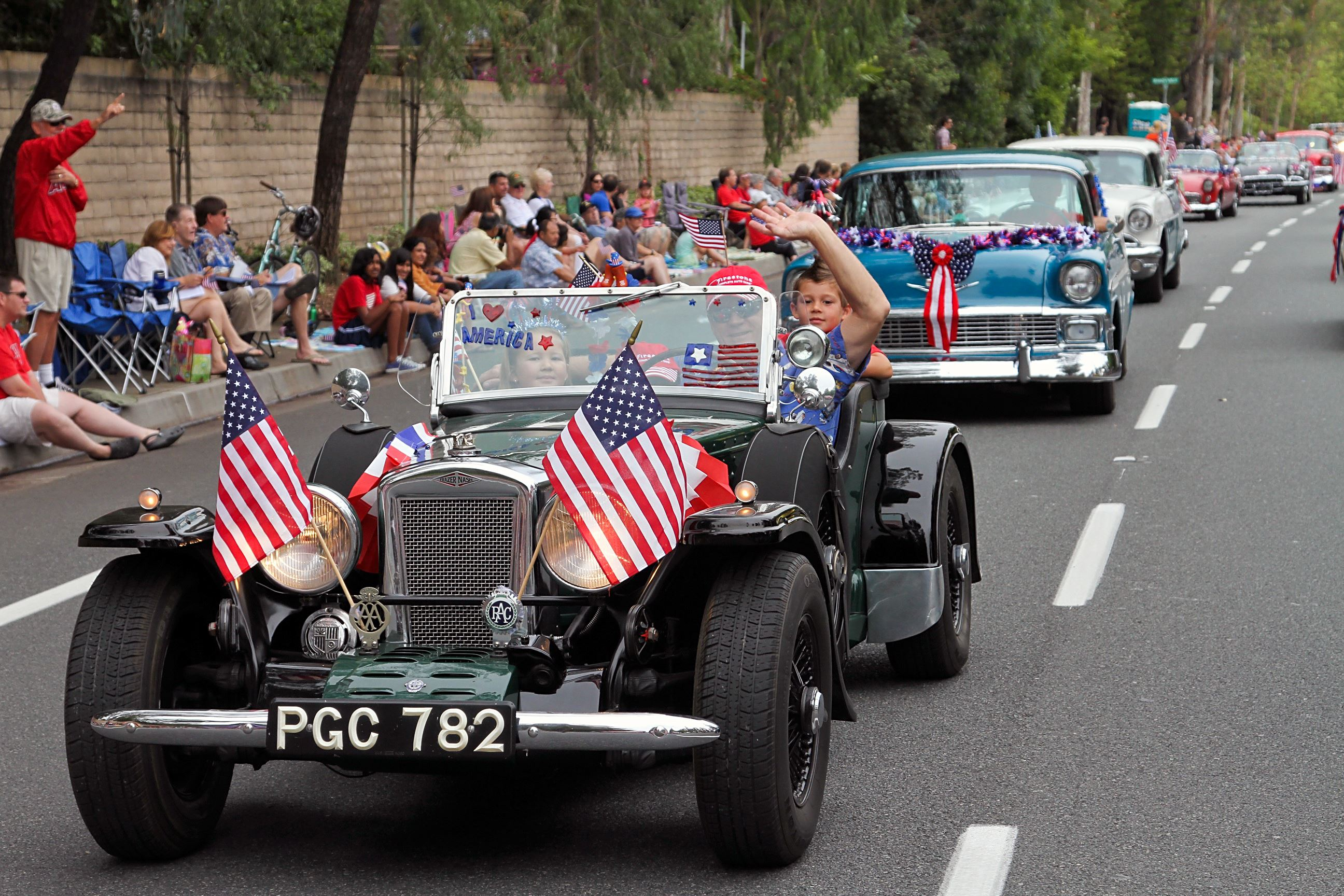 4TH OF JULY PARADE 28