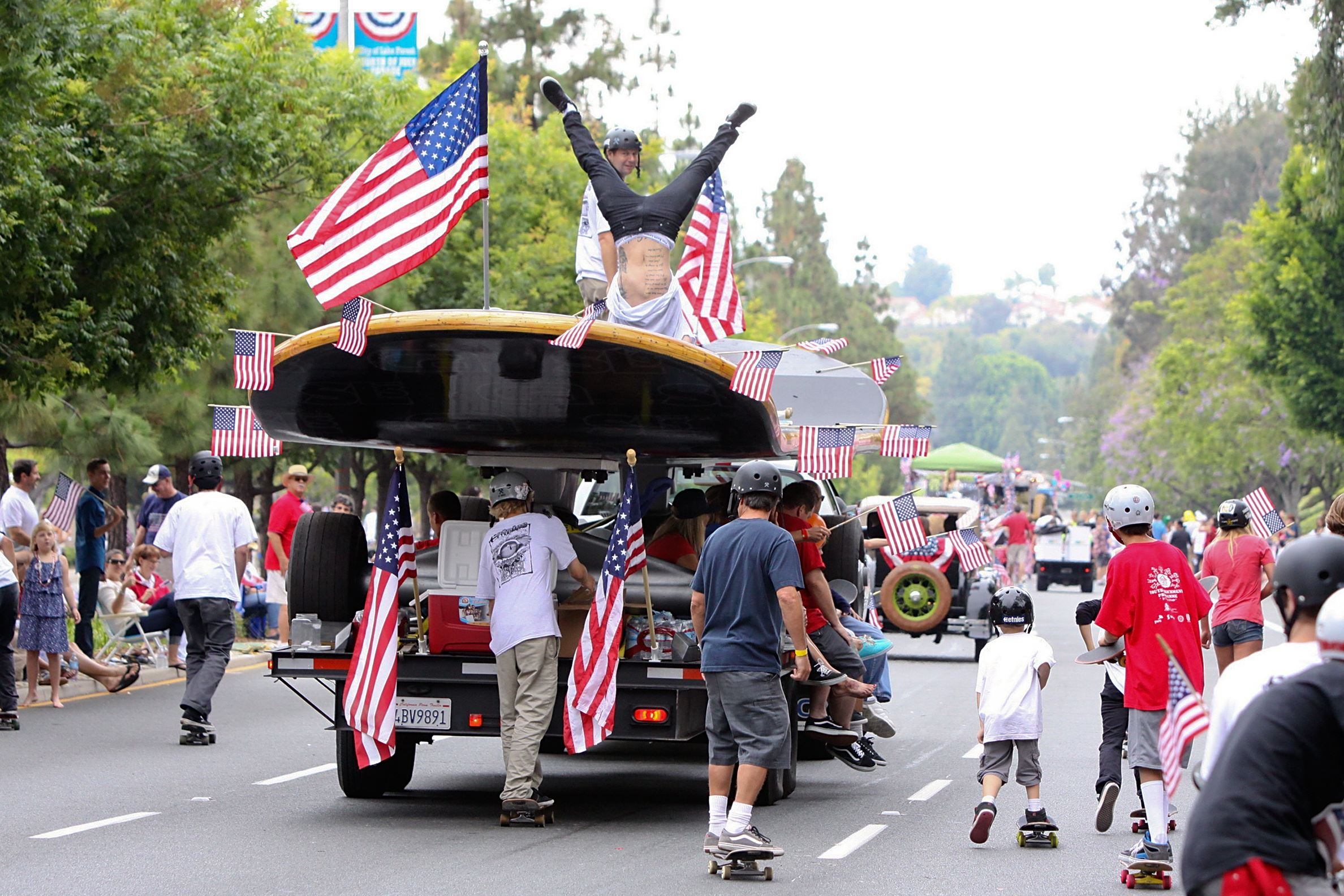 4TH OF JULY PARADE 42