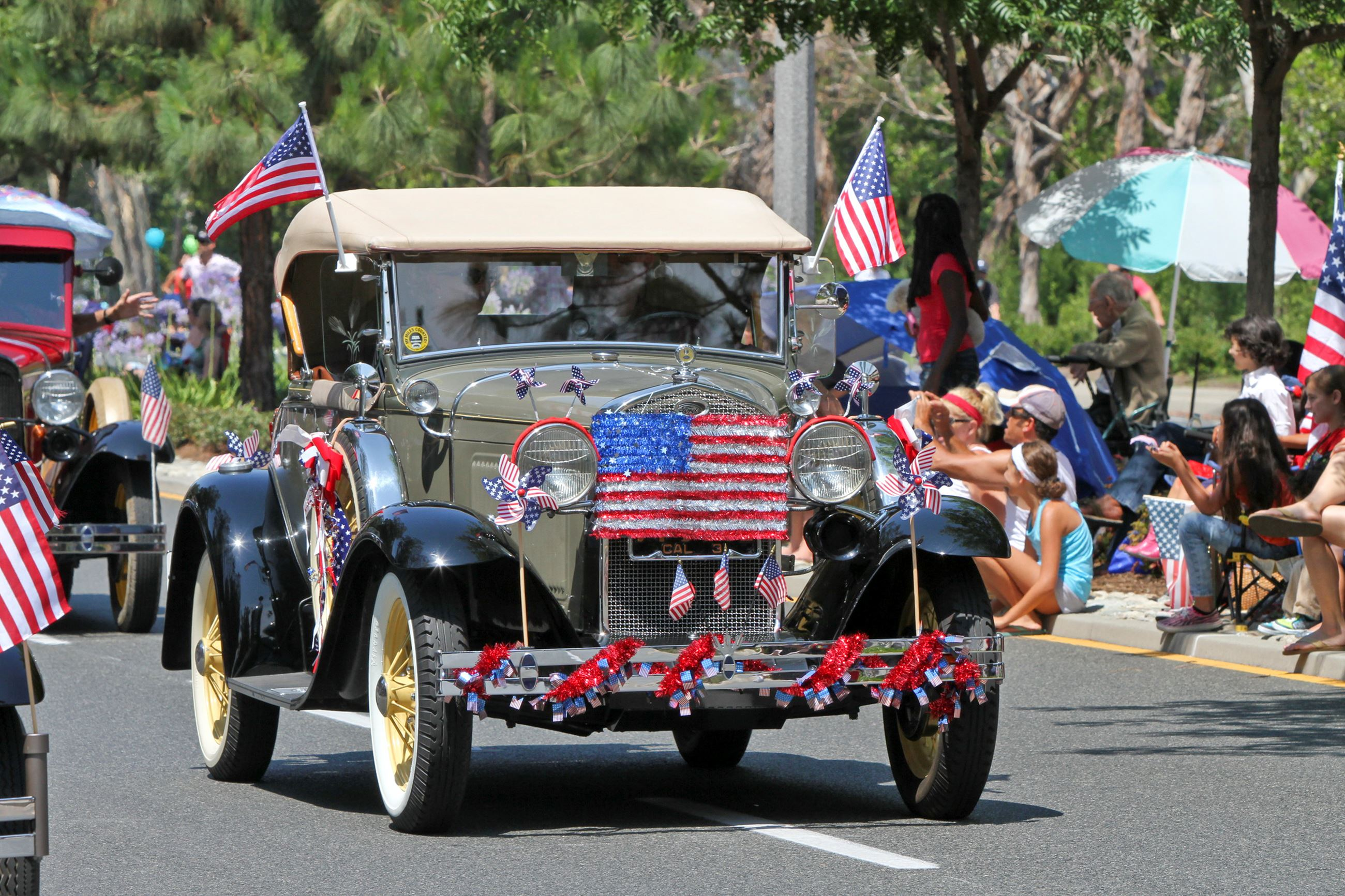 INDEPENDENCE DAY PARADE 50