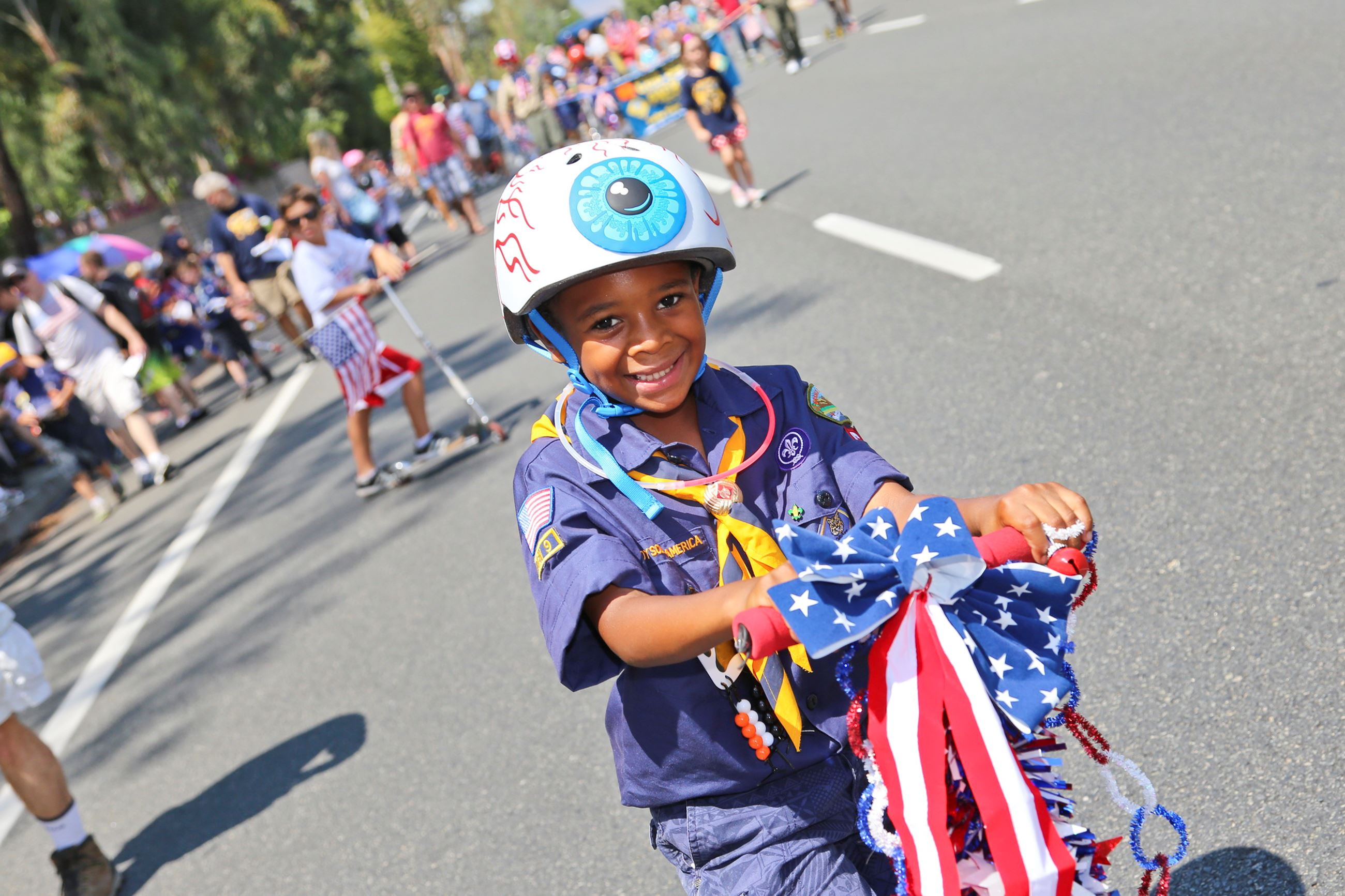 INDEPENDENCE DAY PARADE 53