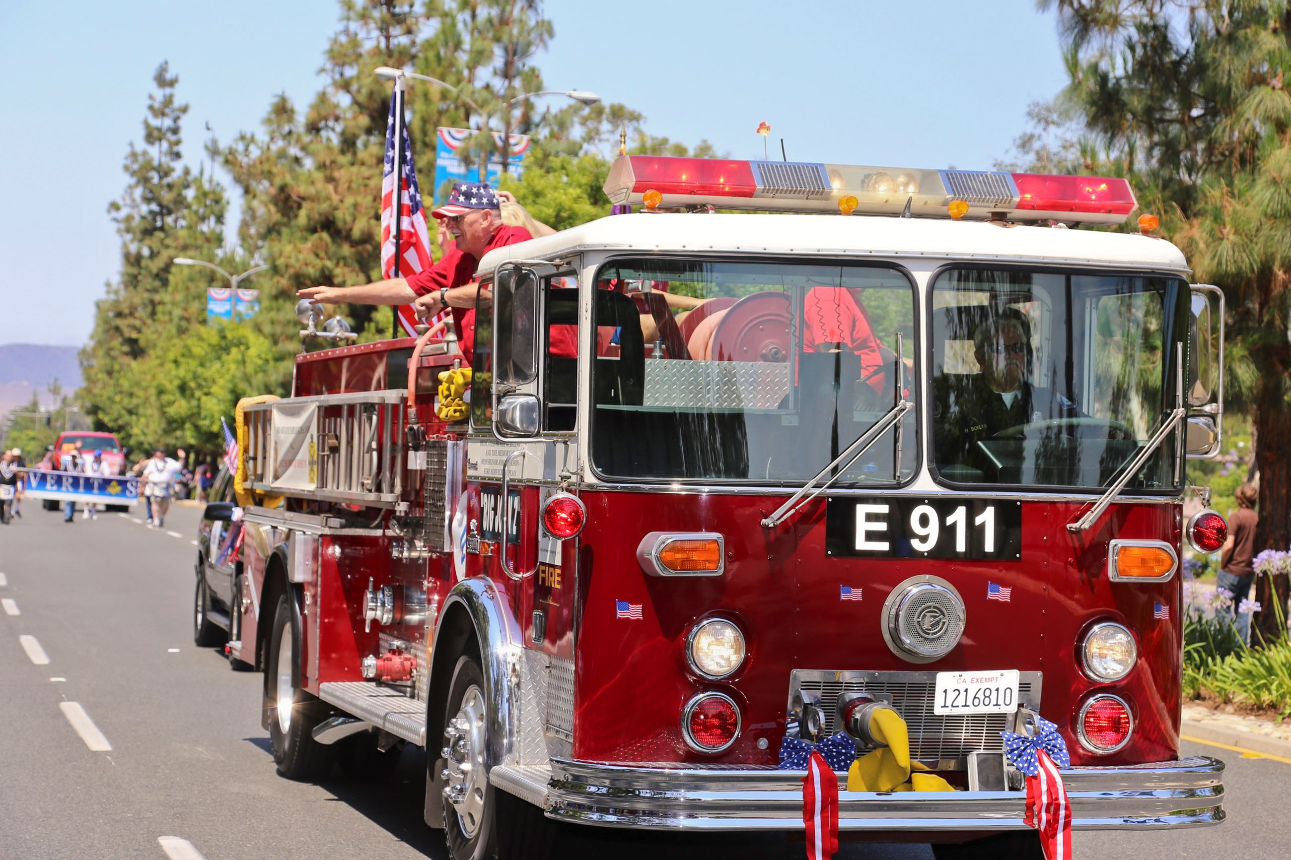 INDEPENDENCE DAY PARADE 61