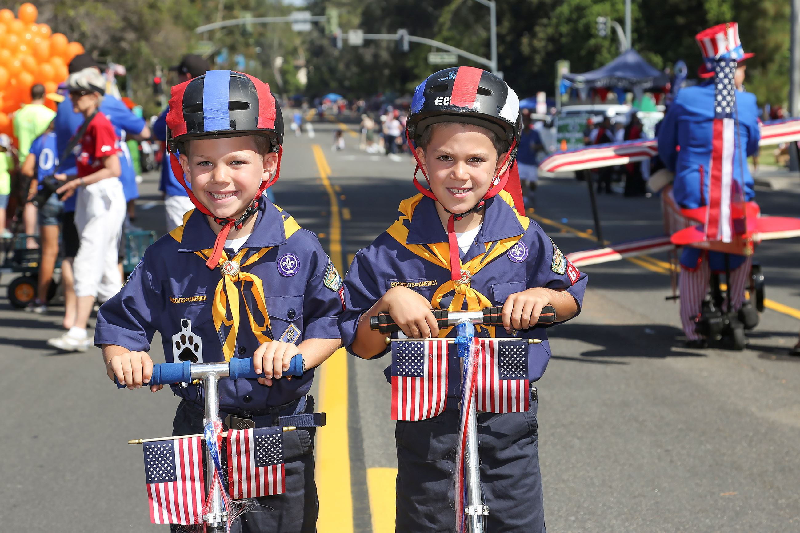 INDEPENDENCE DAY PARADE 012
