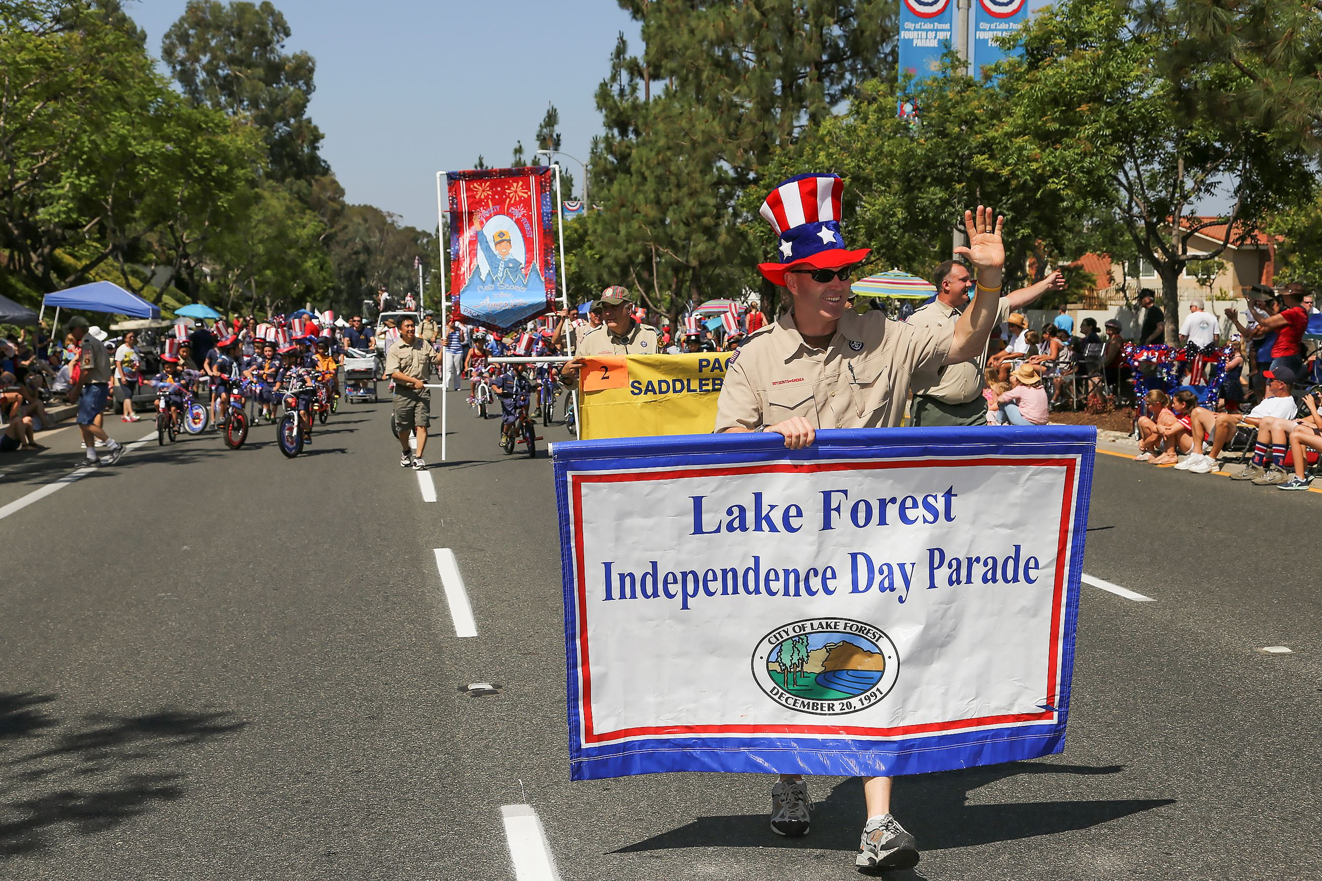 INDEPENDENCE DAY PARADE 033