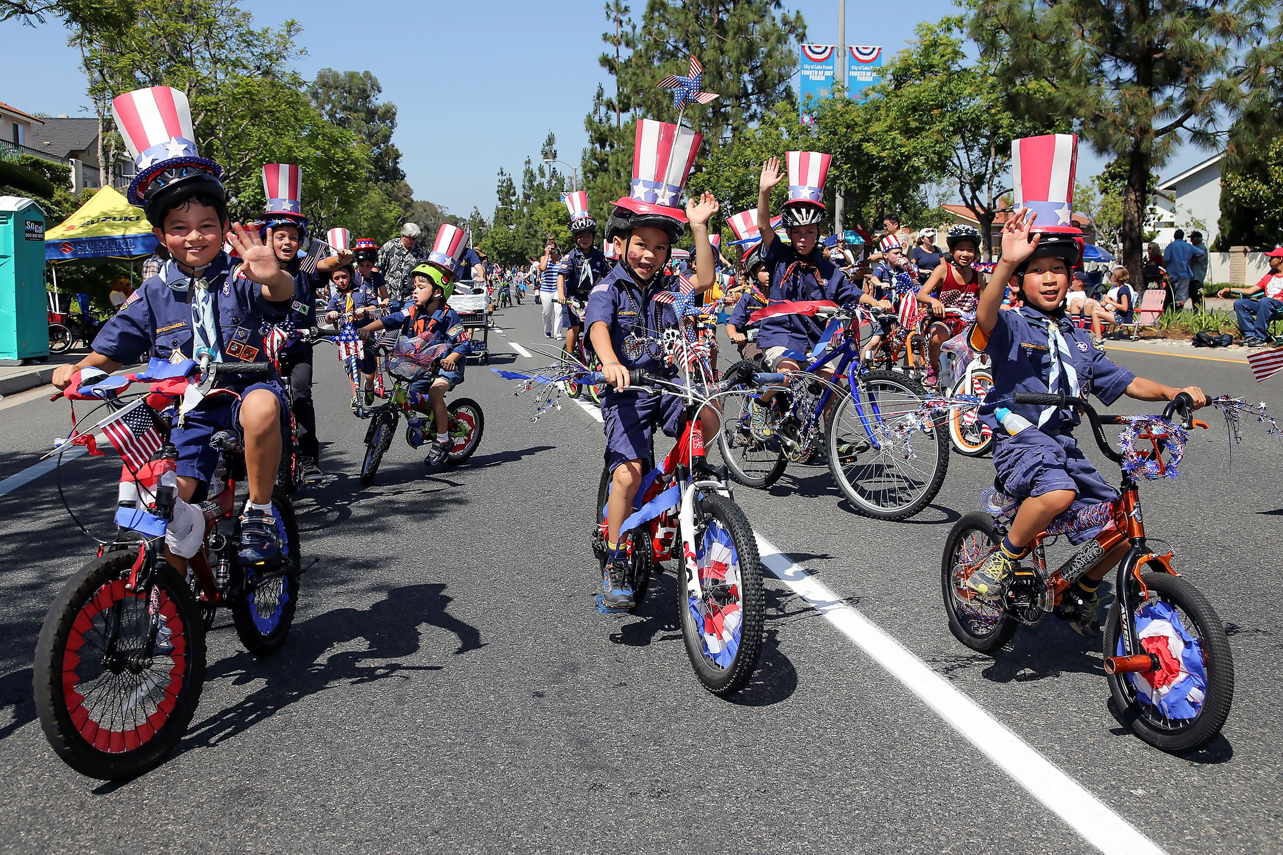 INDEPENDENCE DAY PARADE 034
