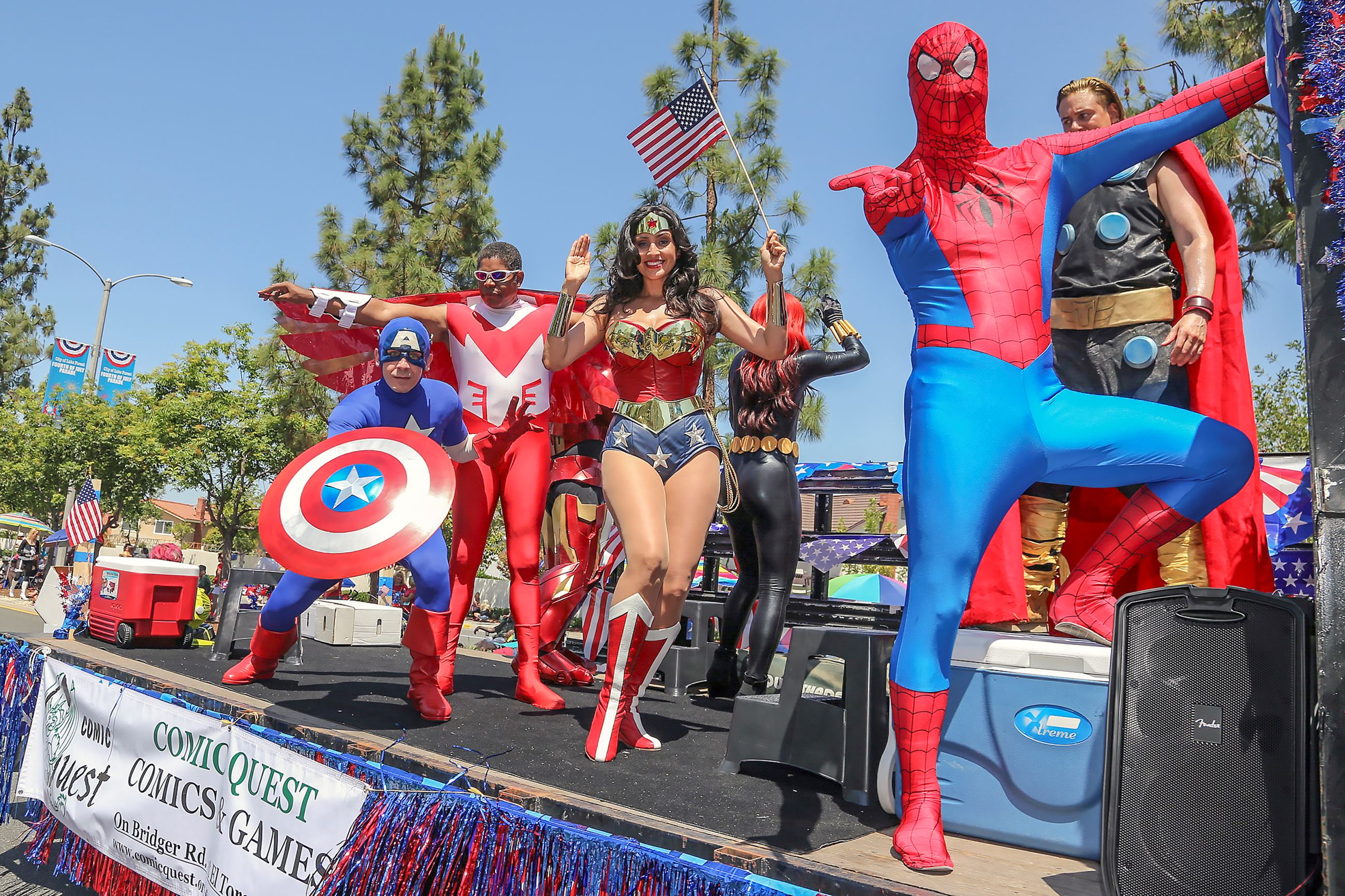 INDEPENDENCE DAY PARADE 060