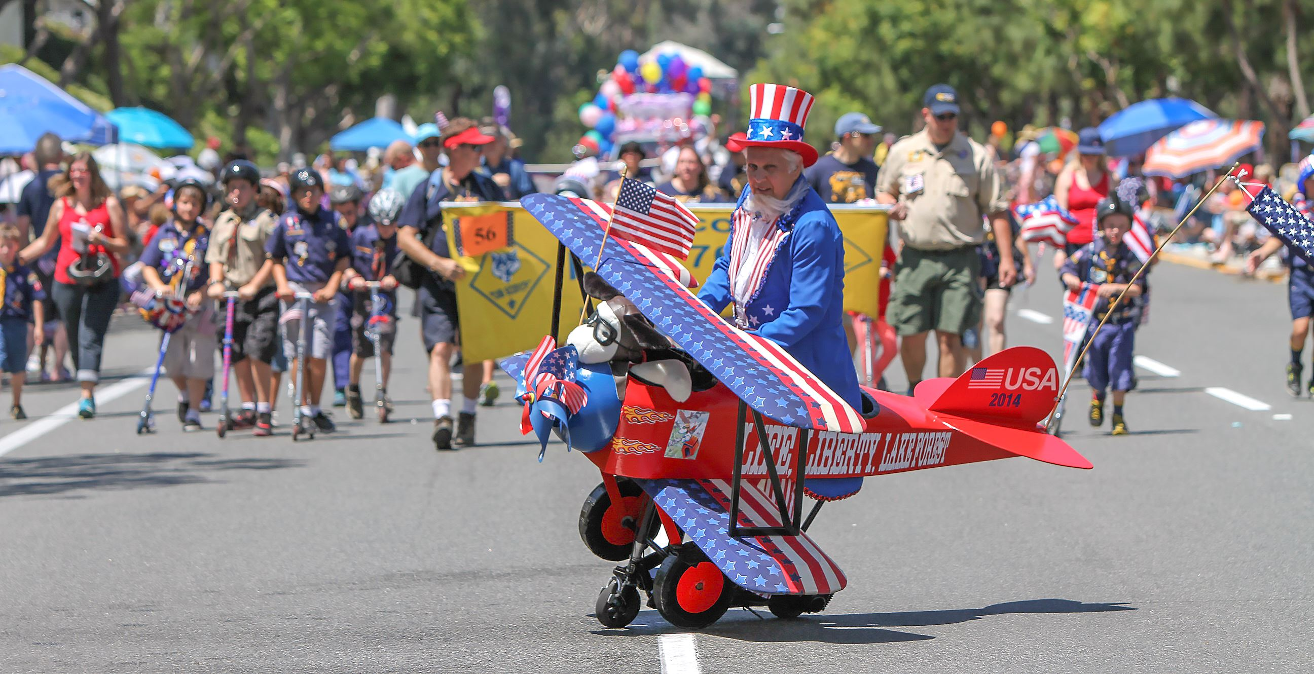 INDEPENDENCE DAY PARADE 070