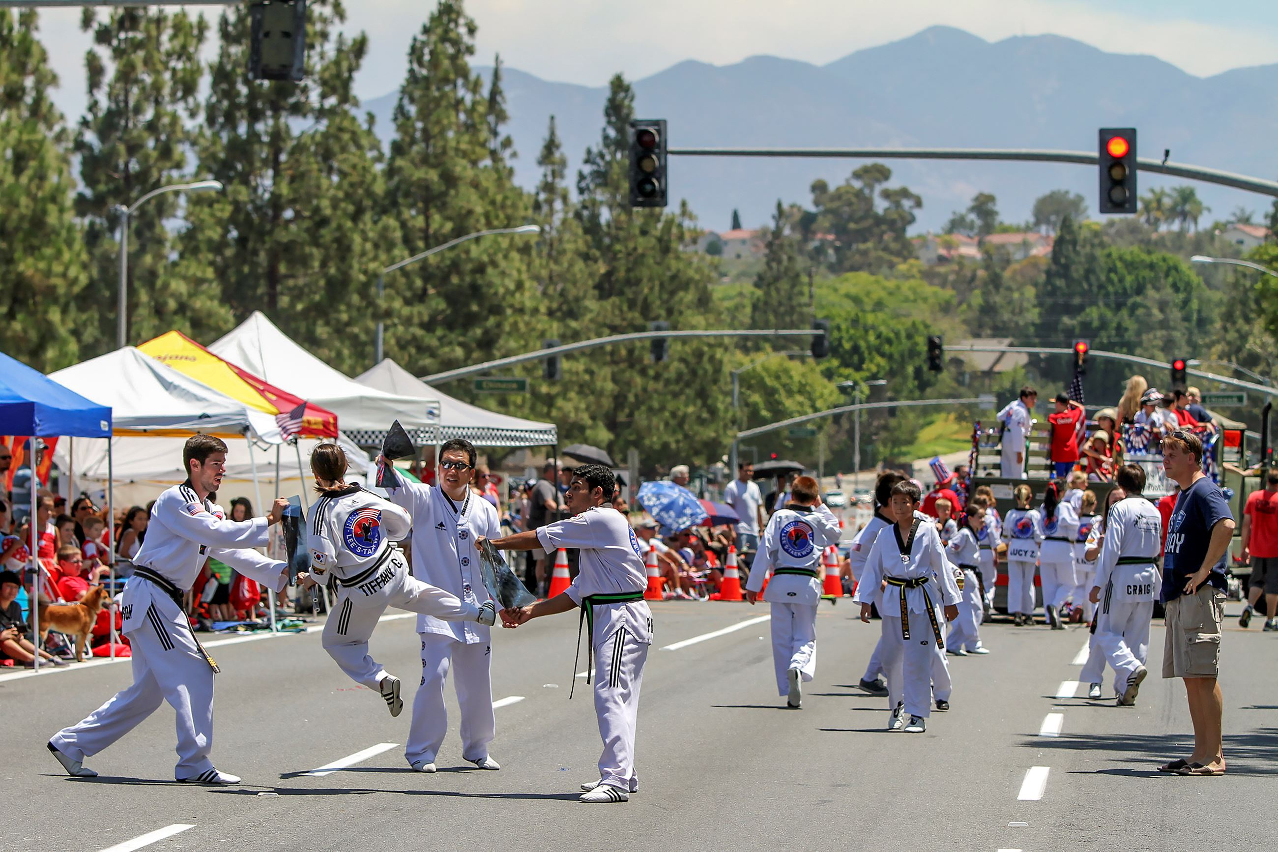 INDEPENDENCE DAY PARADE 091