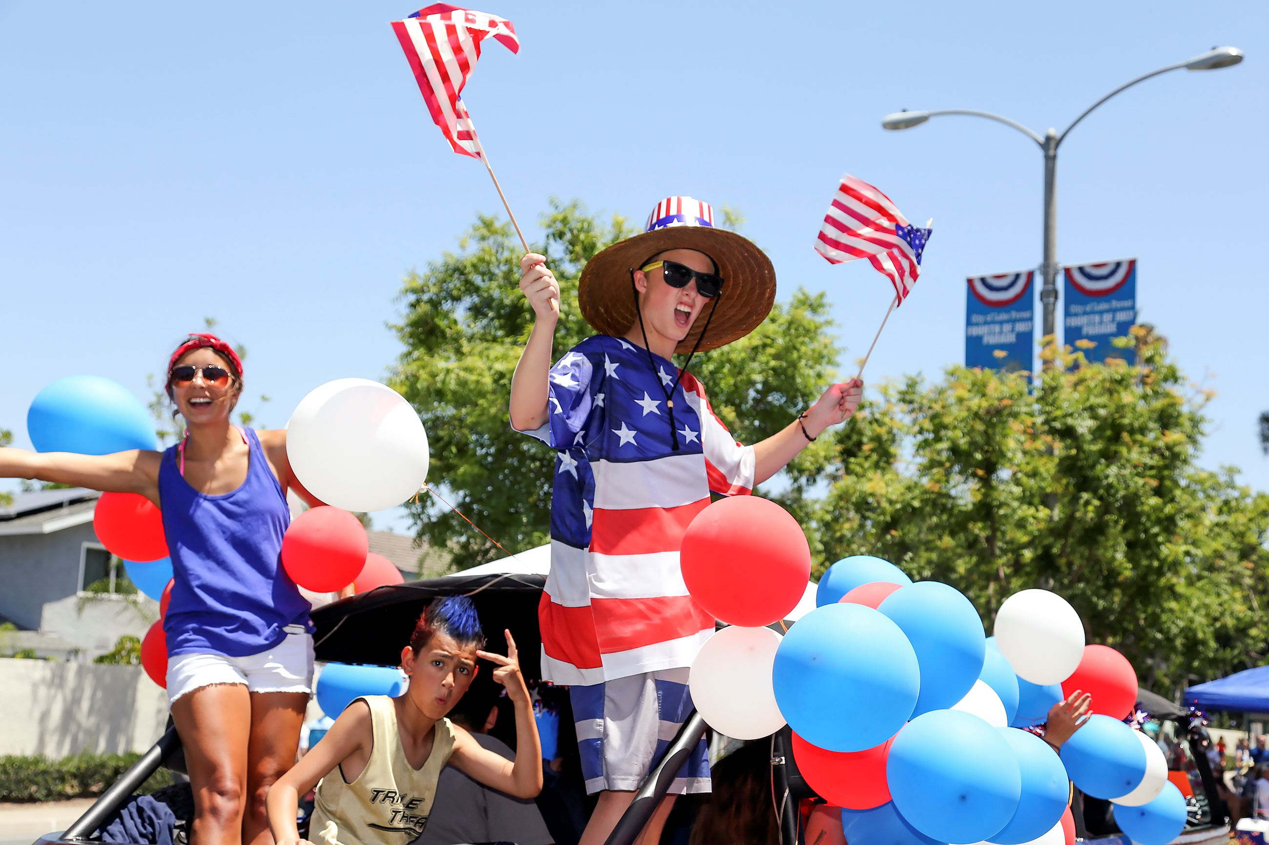 INDEPENDENCE DAY PARADE 098