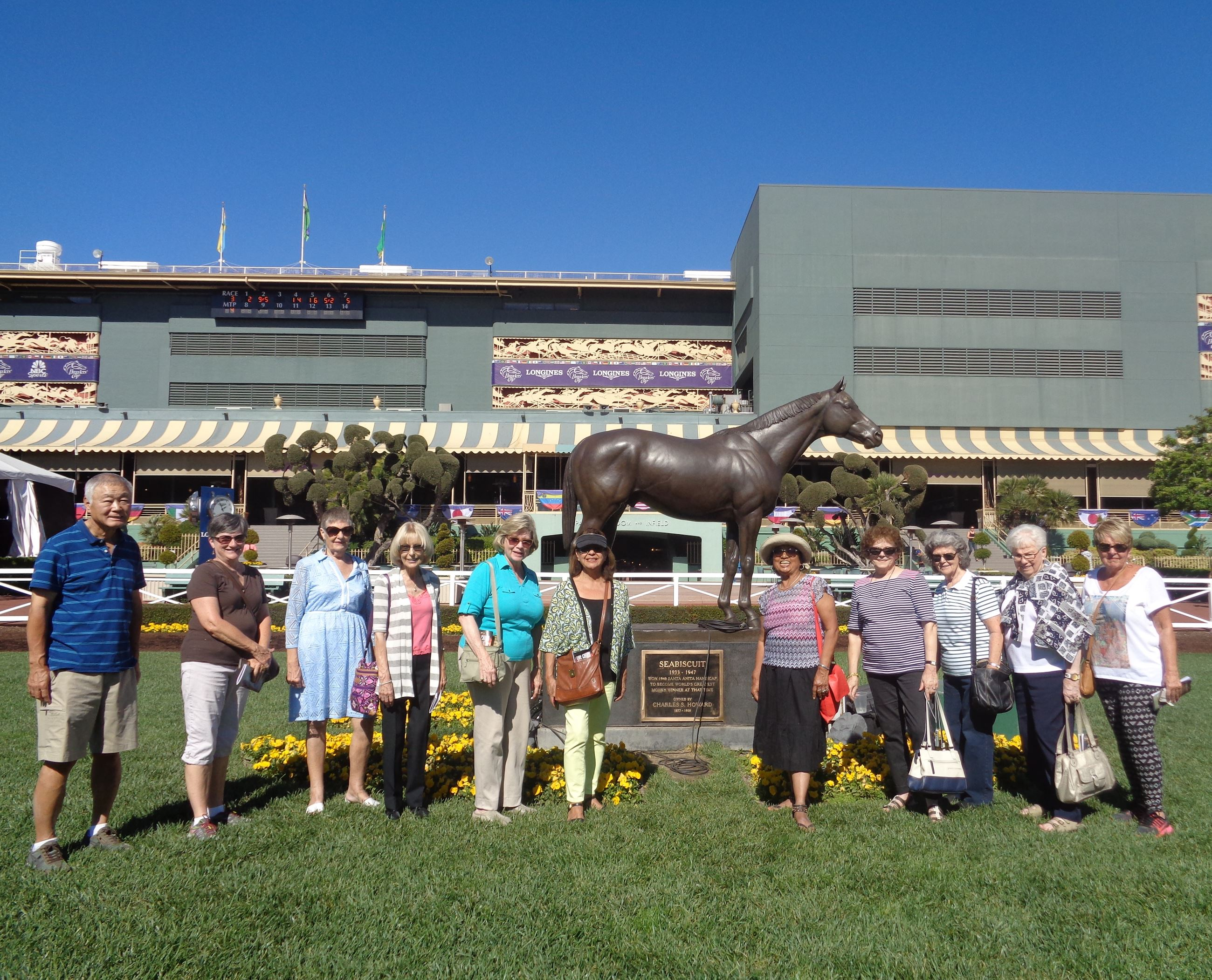Santa Anita - Day at the Races